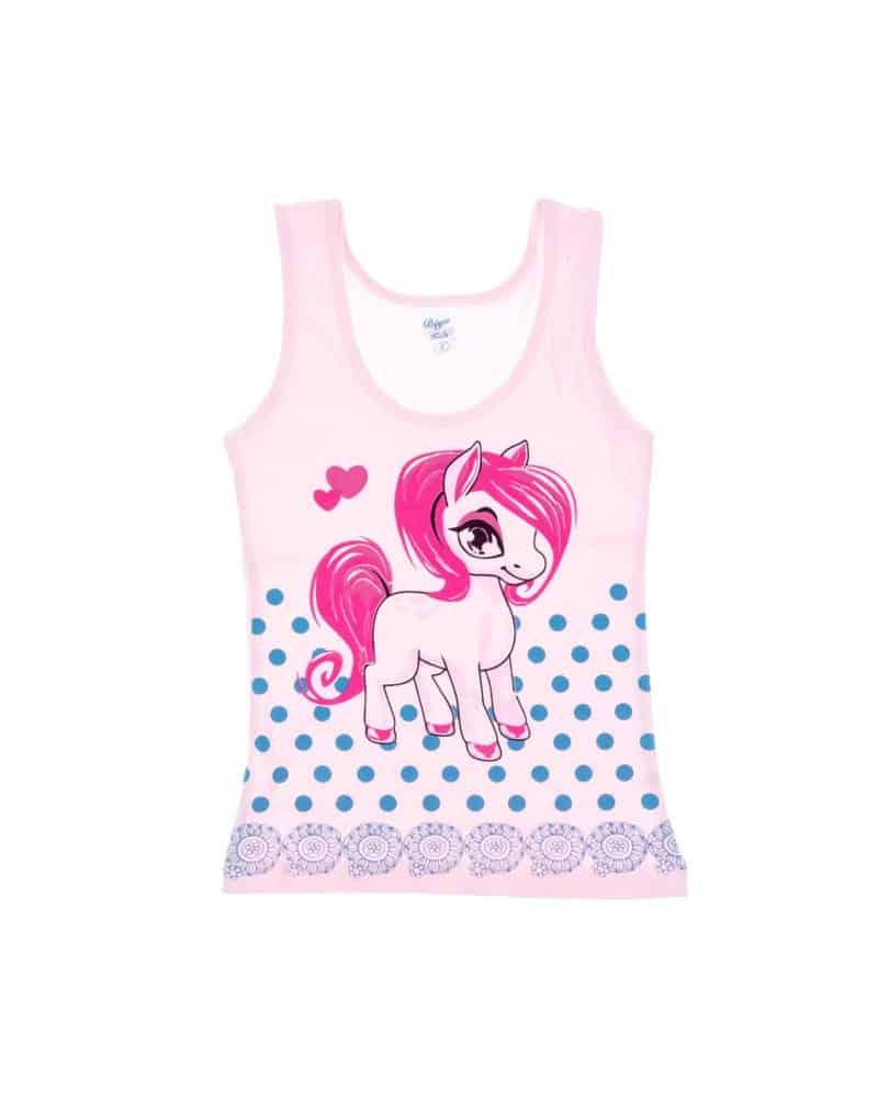 Φανελάκι με Στάμπα «Little Pony»